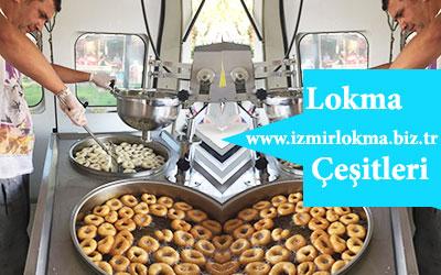 İzmir lokma çeşitleri