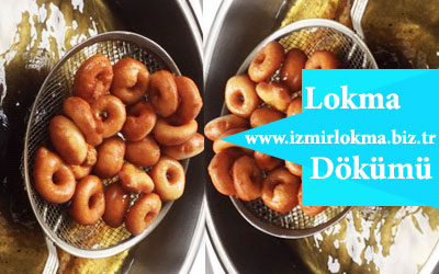 İzmir Lokma Dökümü Fiyatı